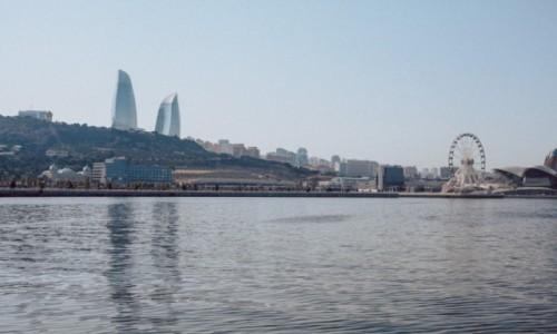 Zdjecie AZERBEJDżAN / Baku / Baku / Panorama Baku