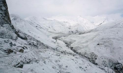 Zdjęcie AZERBEJDżAN / Quba / Xinaliq / Droga do Chynałyg (Xinaliq)