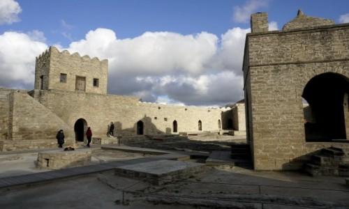 Zdjęcie AZERBEJDżAN / Baku / Surachany / Ateszgiach – świątynia czcicieli ognia
