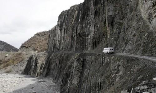 Zdjecie AZERBEJDżAN / Szirwan / Lachicz / Droga do zagubionego w górach miasteczka Lachicz