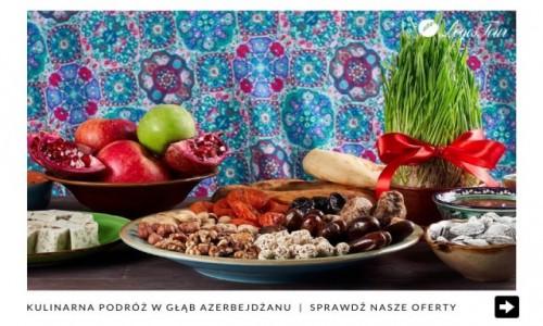 AZERBEJDżAN / --- / --- / Ekskluzywne wakacje - artykuł