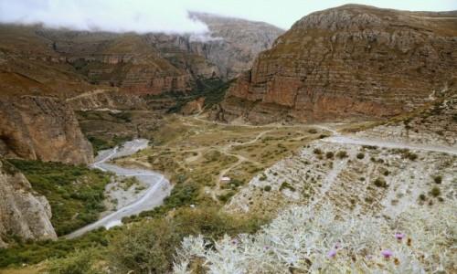 Zdjecie AZERBEJDżAN / płn. Azerbejdżan / okolice Xinaliq / W drodze do Xinaliq