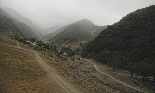 Zdjecie AZERBEJDżAN / płn Azerbejdżan / Durca / Na Turtang