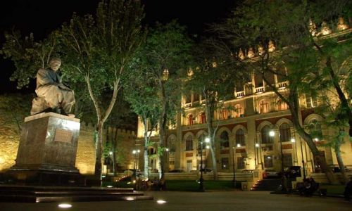 AZERBEJDżAN / brak / stare miasto / Baku