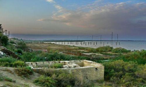 AZERBEJD�AN / Wybrze�e Morza Kaspijskiego / Qobustan / Ekologia uber alles!