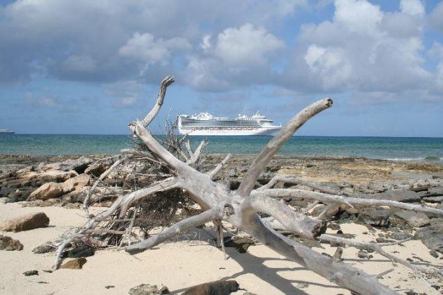 Zdjęcia: Eleuthera Island, Statek pasażerski, BAHAMY