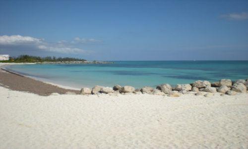 Zdjecie BAHAMY / Wyspy Bahama / Plaża / Bahama Beach