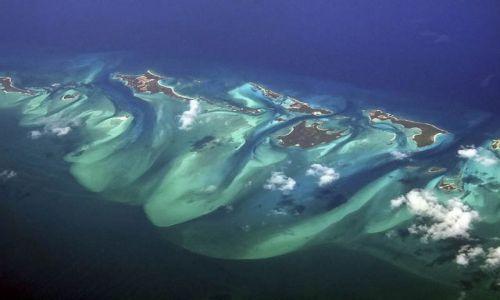 BAHAMY / Bahamy Srodkowe / Allan's Cay / Czy to juz Przystanek Raj ?