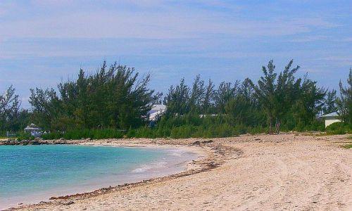 BAHAMY / OCEAN ATLANTYCKI / FREEPORT / WIECZOREM