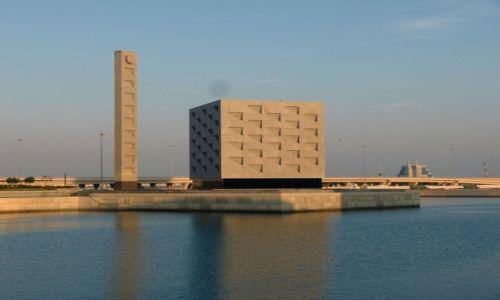 Zdjęcie BAHRAJN / Manama / Port / Meczet