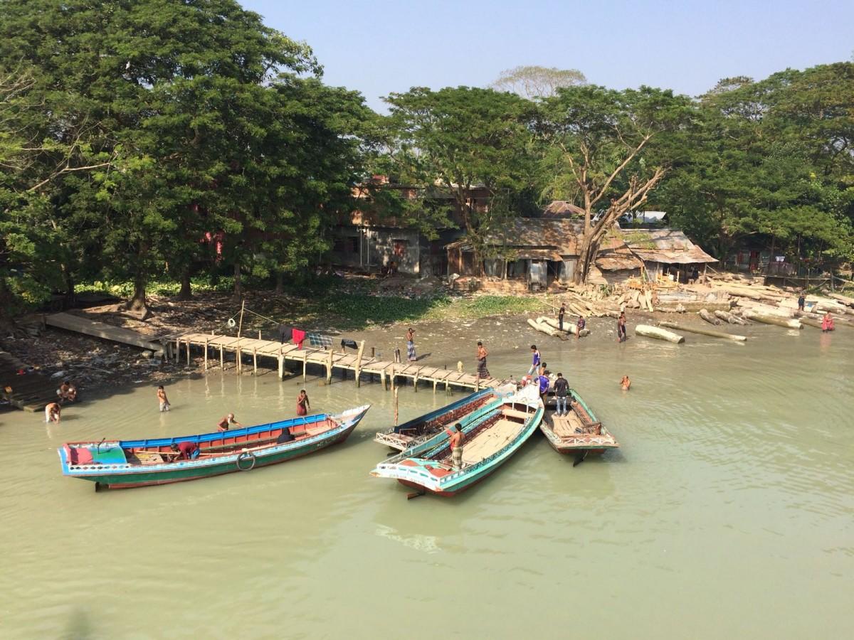 Zdjęcia: Delta, Bangladesz, Delta Gangesu, BANGLADESZ