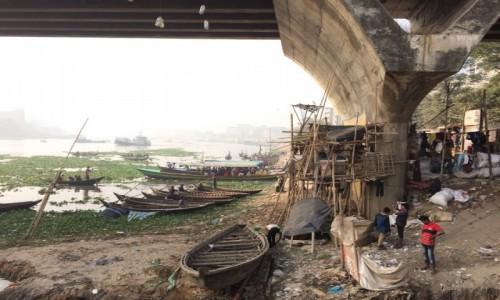 Zdjecie BANGLADESZ / Dhaka / Dhaka / Mroczna Dhaka