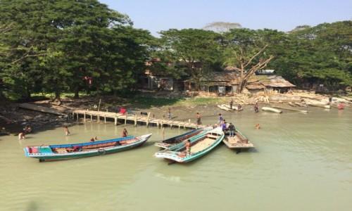 Zdjęcie BANGLADESZ / Bangladesz / Delta / Delta Gangesu