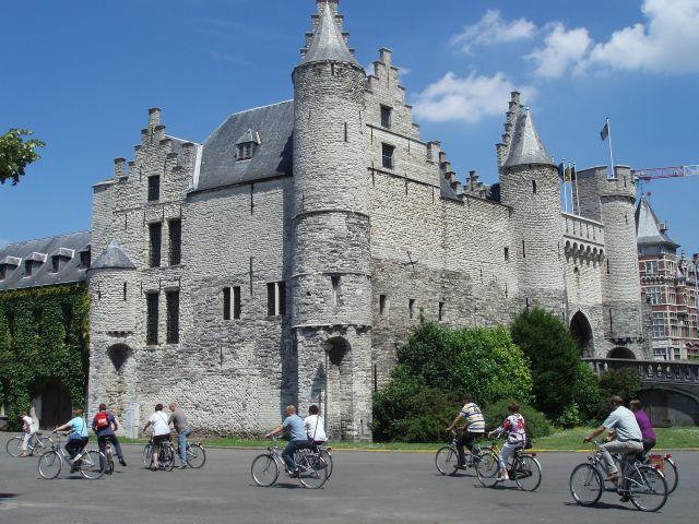 Zdjęcia: centrum miasta, Antwerpia, BELGIA
