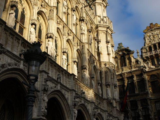 Zdjęcia: Bruksela, Grande Place, BELGIA