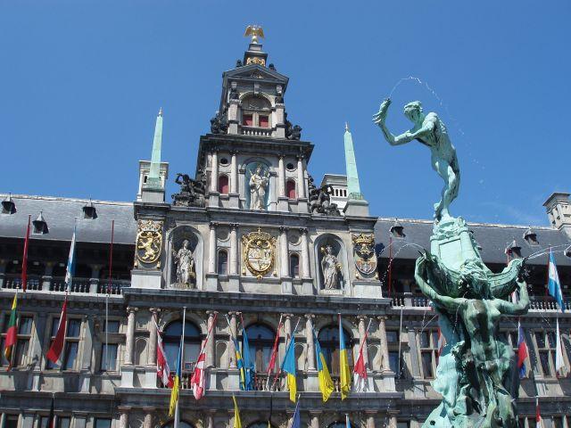 Zdjęcia: miasto Antwerpia, Polnocna Belgia, Antwerpia, BELGIA