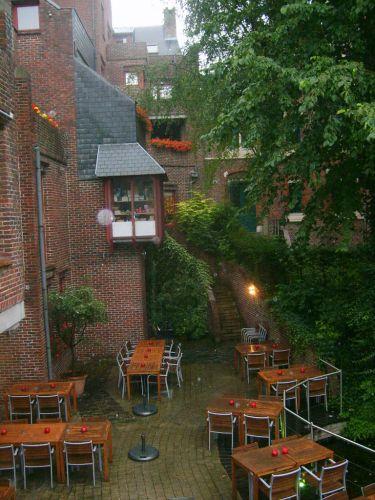 Zdjęcia: Brugia, W Podwórku:), BELGIA