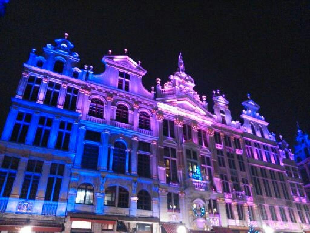 Zdjęcia: Bruksela, Grand Place Bruksela, BELGIA