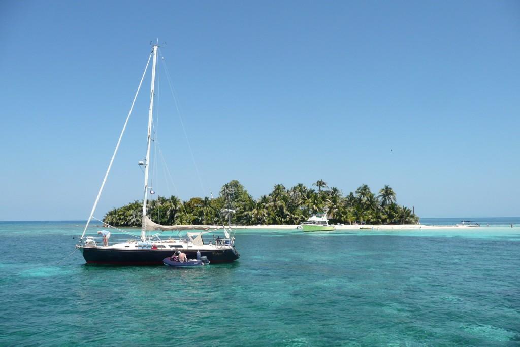 Zdjęcia: Wielka Rafa Belize, Ameryka Srodkowa, przy Ranguana Caye, BELGIA