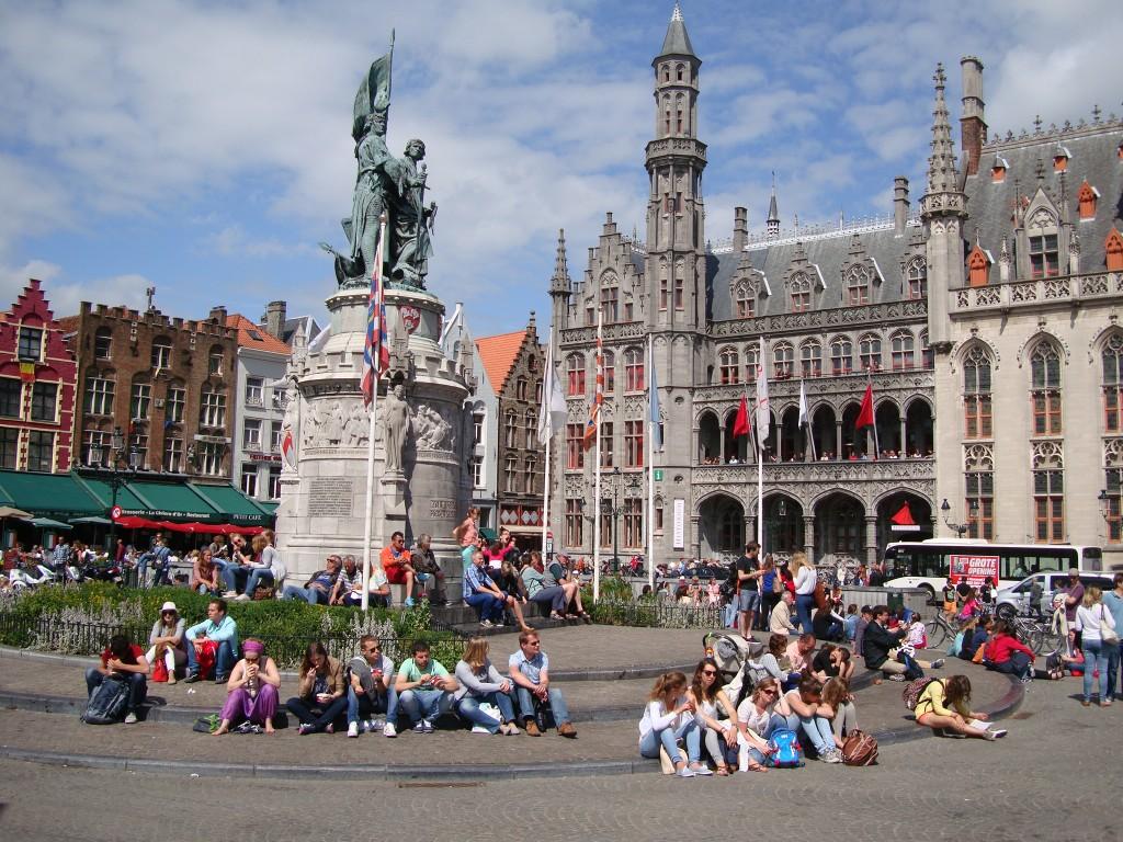 Zdjęcia: Brugia, Północno- zachodnia Belgia, Brugia, BELGIA