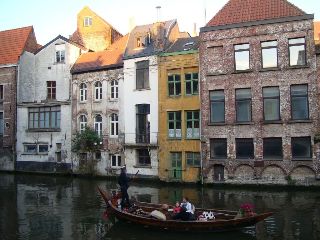 Zdjęcia: Gandawa, Północno- zachodnia Belgia, Prawie Wenecja, BELGIA