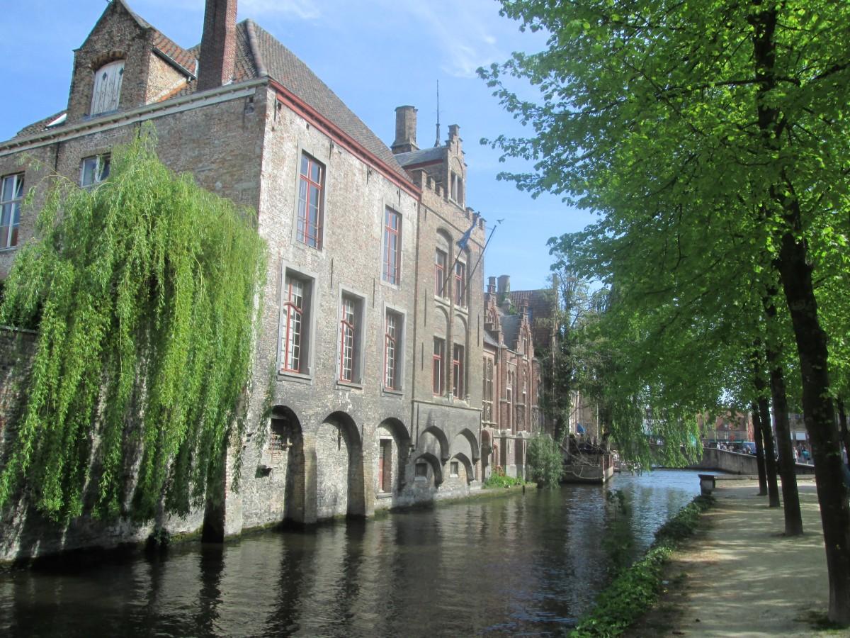 Zdjęcia: Brugia, Flandria Zachodnia, Brugia3, BELGIA