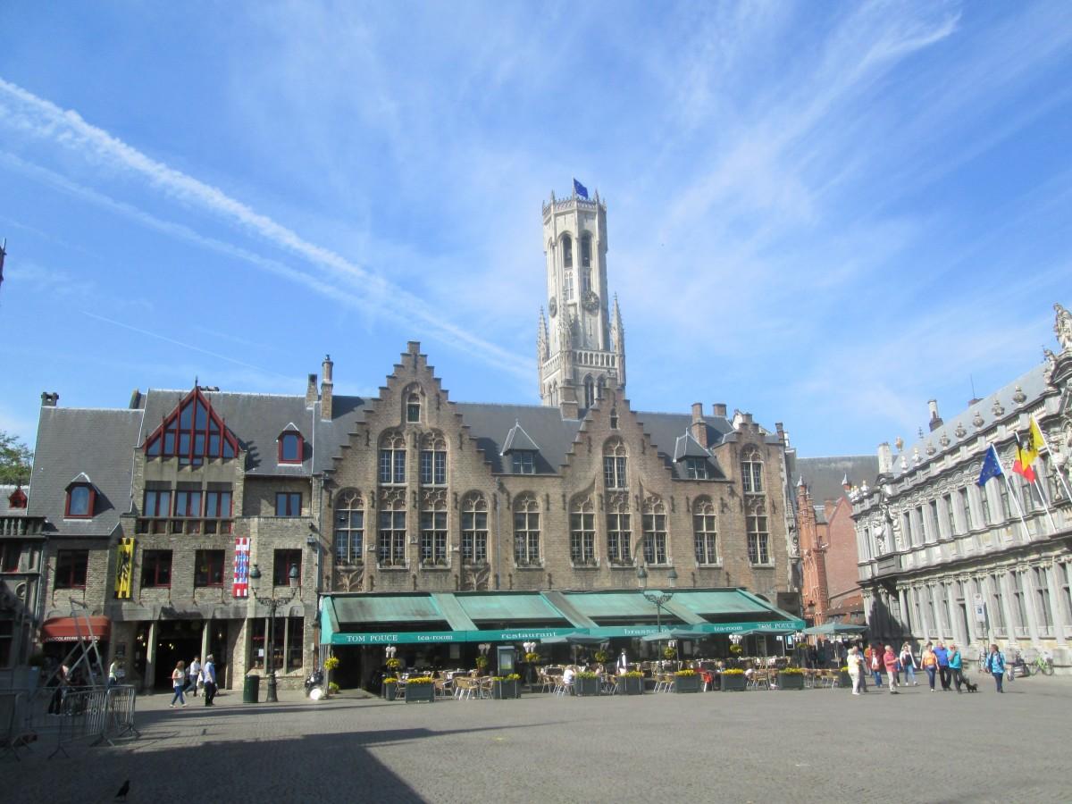 Zdjęcia: Brugia, Flandria Zachodnia, Brugia5, BELGIA