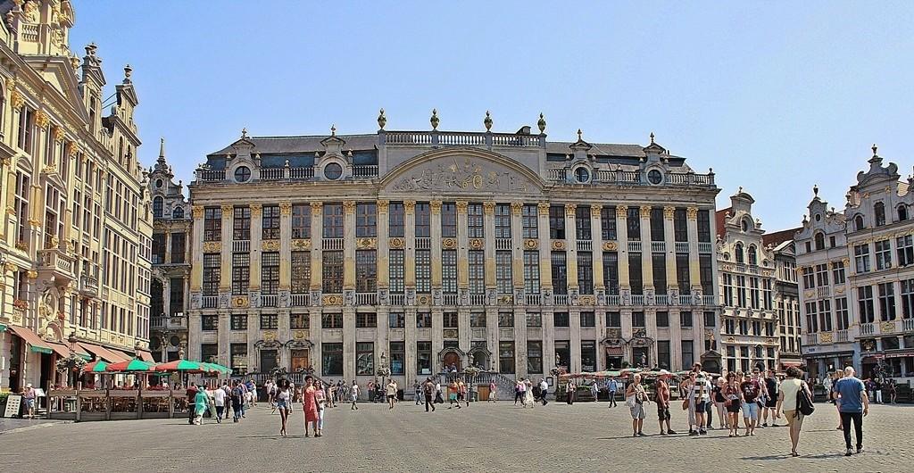Zdjęcia: Bruksela, Na Wielkim Placu, BELGIA