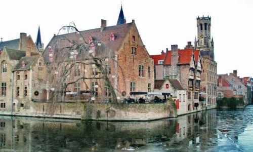 Zdjęcie BELGIA / Flandria / Brugia / Brugge