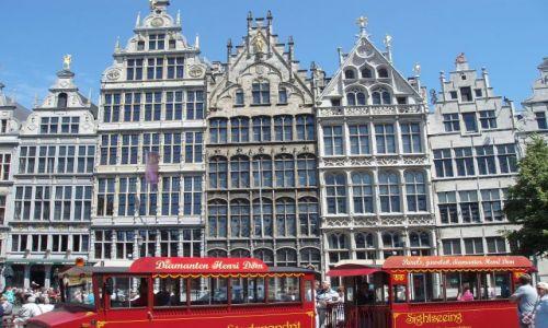 Zdjęcie BELGIA / - / centrum miasta / Antwerpia
