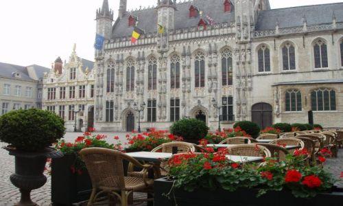 Zdjęcie BELGIA / Polnocna Belgia / centrum miasta / Brugia
