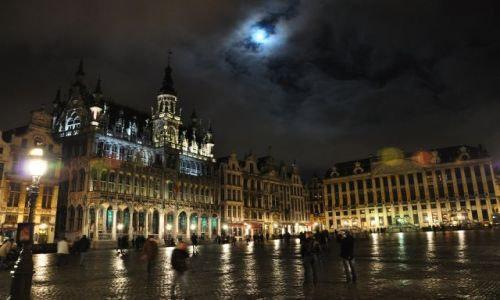 Zdjęcie BELGIA / - / Bruksela / Grand Place