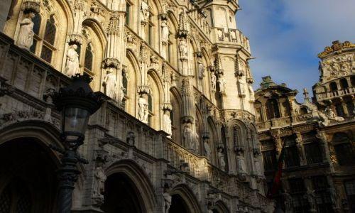 Zdjecie BELGIA / - / Bruksela / Grande Place