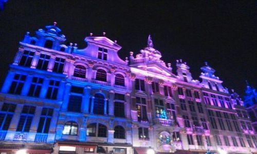 Zdjecie BELGIA / - / Bruksela / Grand Place Bruksela