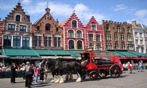 Zdjęcie BELGIA / Północno- zachodnia Belgia / Brugia / Brugia