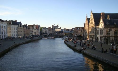 Zdjęcie BELGIA / Północno- zachodnia Belgia / Gandawa / Gandawa