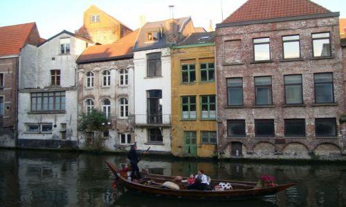 Zdjęcie BELGIA / Północno- zachodnia Belgia / Gandawa / Prawie Wenecja