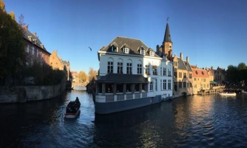 BELGIA / Flandria / Brugia / In Bruges