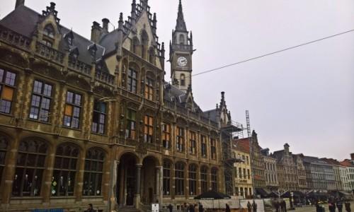 Zdjecie BELGIA / Flandria / Gandawa / Gandawa Centrum