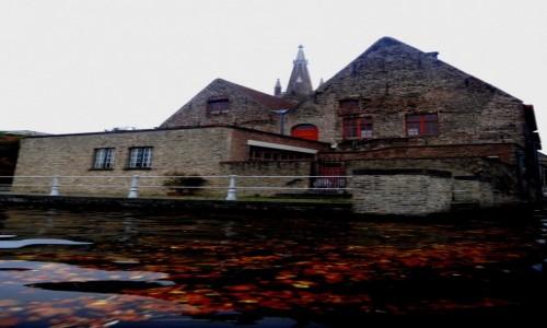 Zdjęcie BELGIA / Flandria Zachodnia / Brugia / Flamandzka Wenecja