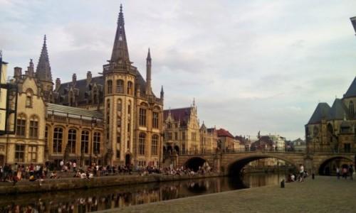 Zdjęcie BELGIA / Flandria Wschodnia / Gent / Gent