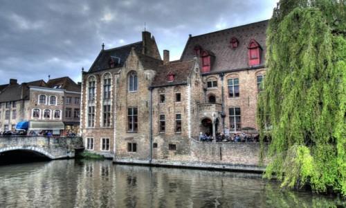 Zdjecie BELGIA / Flandria Zachodnia / Brugia / Brugia#5