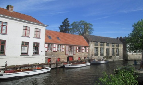 BELGIA / Flandria Zachodnia / Brugia / Brugia2
