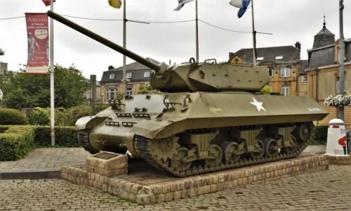 Zdjecie BELGIA / Walonia / Arlon / Arlon, pamiątka wyzwolenia miasta