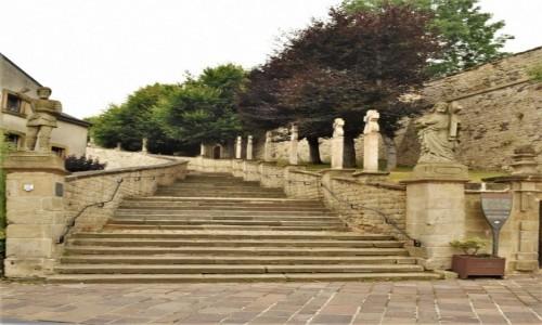 Zdjecie BELGIA / Walonia / Arlon / Arlon, schody z XVII w.