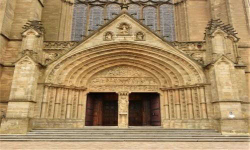 Zdjecie BELGIA / Walonia / Arlon / Arlon, kościół św. Marcina z XX w.