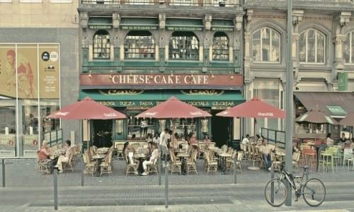 BELGIA / - / Bruksela / Wypijmy razem kawę...