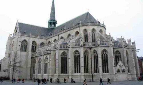 Zdjecie BELGIA / Leuven / Leuven / Kosiół