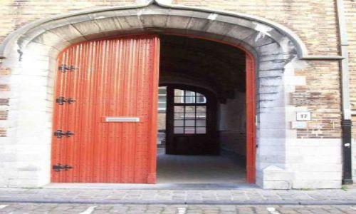 Zdjęcie BELGIA / Belgia / Brugia / brugia