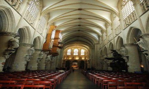 Zdjecie BELGIA / Bruksela / brak / Katedra